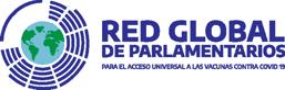 Red Global de Parlamentarios para el Acceso Universal a las Vacunas contra el COVID 19 Logo